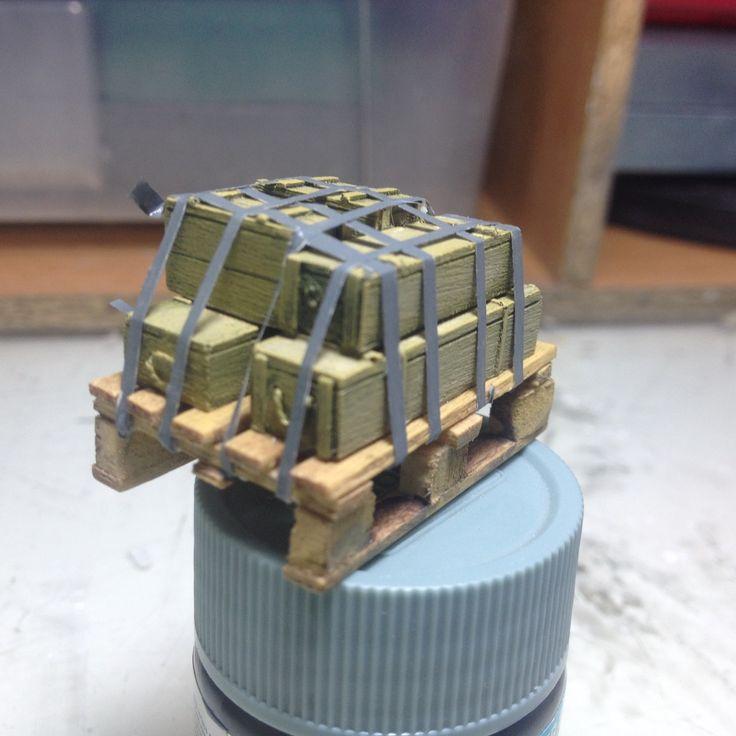 Ammo crates 1/35