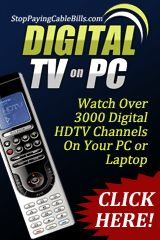 Digital TV on PC: Watch TV Free On Your PC