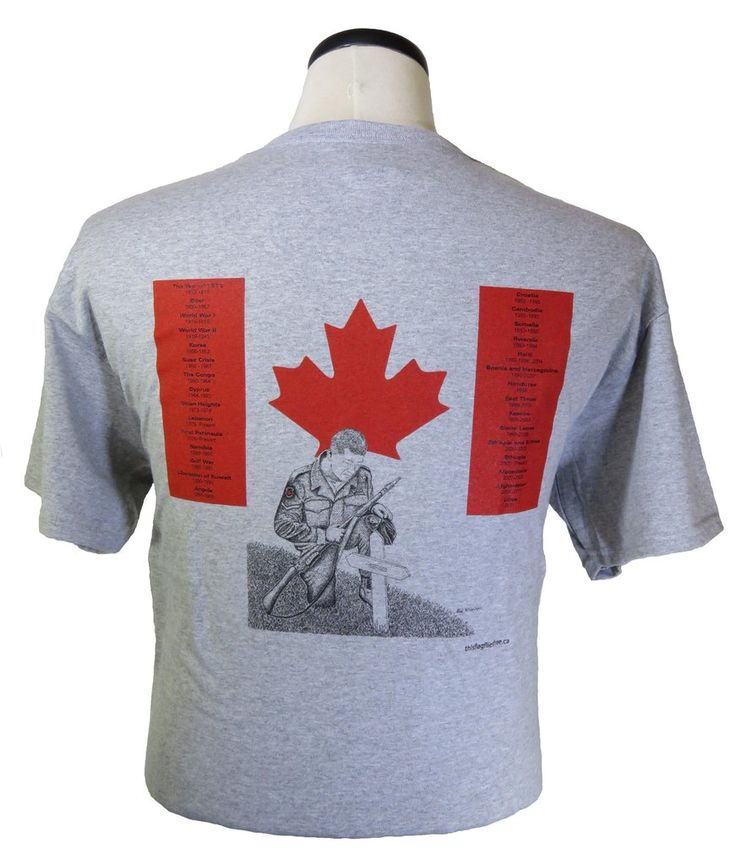 Canadian Map Before Confederation%0A This Canadian Military tribute shirt features the World u    s most famous war  memorial poem   In Flanders Fields   written by Lt Col John McCrae on May duri