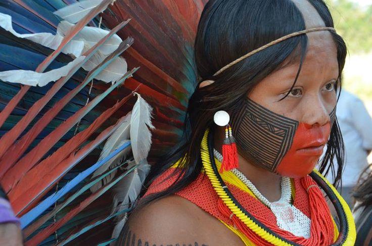 383 best kayapo images on pinterest brazil amazon tribe for Americas best paint