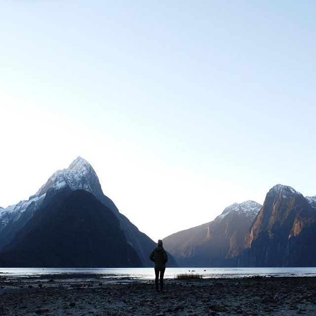 Made @franparker_  and myself feel pretty small 🏔 #nature #newzealand #southerndiscoveries #fujifilmnz #purenewzealand #naturephotography @southerndiscoveries @fujifilmnz @purenewzealand