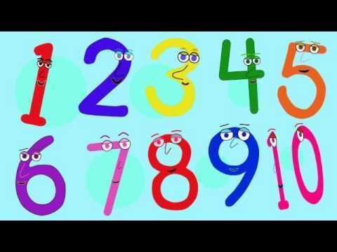 10 Little Numbers song