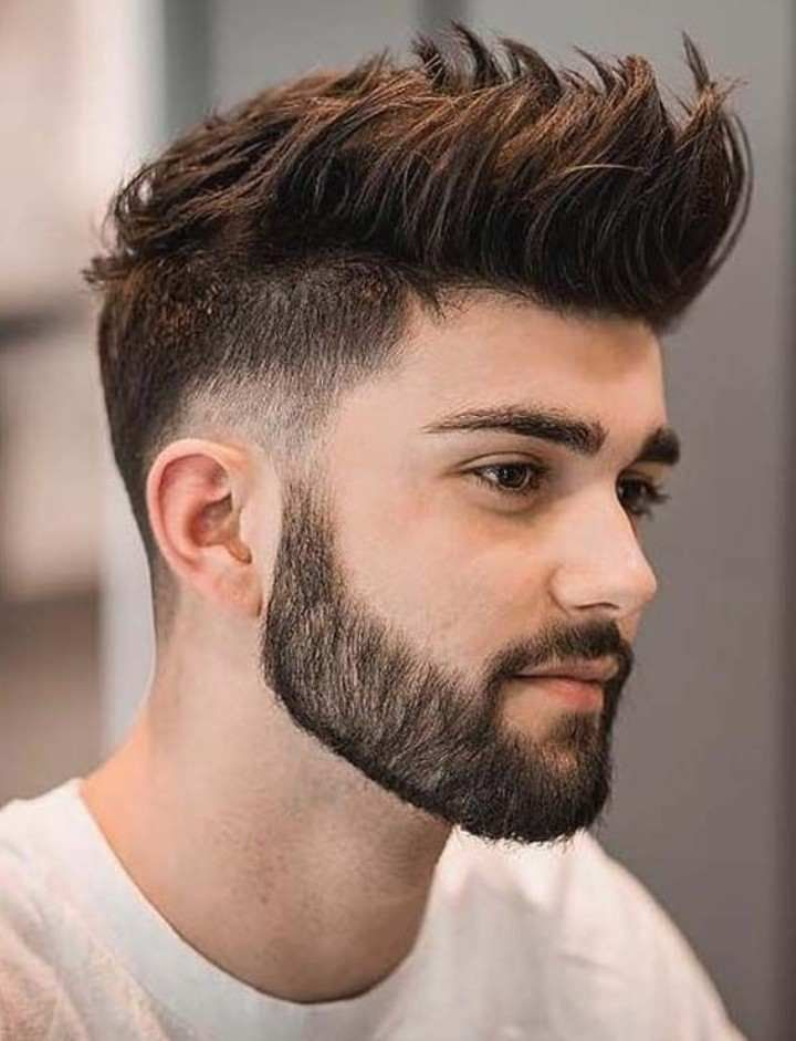 Hairstyle For Boys Indian Long Hair In 2020 Boy Hairstyles Mens Hairstyles Short Gents Hair Style