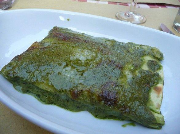 Le lasagne al pesto con la ricetta originale e semplice