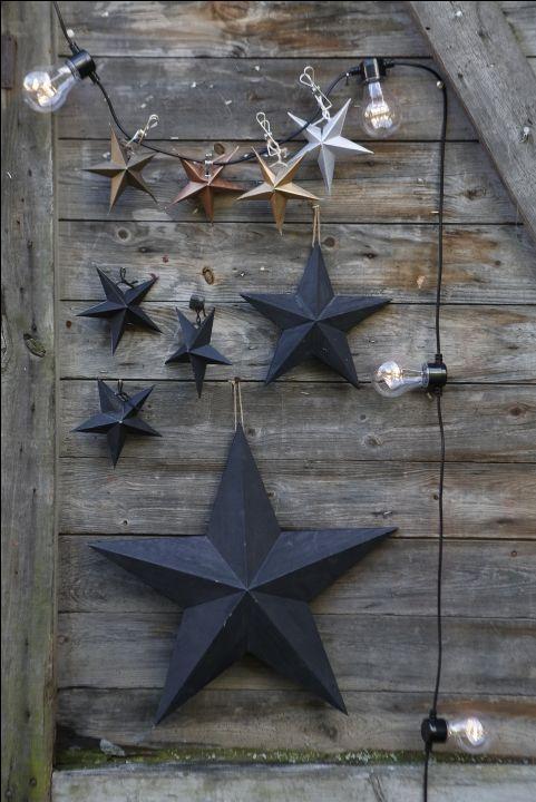 Piepschuim sterren van de Action met schoolbord verf?!?