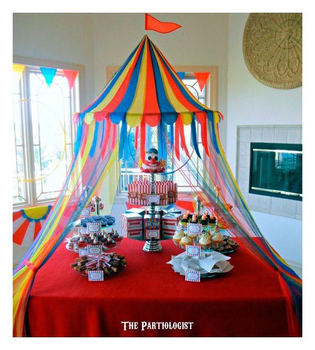 Ideas para fiesta de cumpleaños de Payasos. Encuentra en nuestra tienda en línea todos los productos para tu próxima fiesta de payasos:  http://www.siemprefiesta.com/fiestas-infantiles/ninos/articulos-fiesta-de-payaso.html?utm_source=Pinterest&utm_medium=Pin&utm_campaign=Payaso