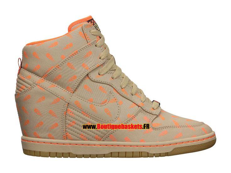 Nike Dunk Sky Hi BHM QS Women's Shoe .my favoite sneakers classy with a heel