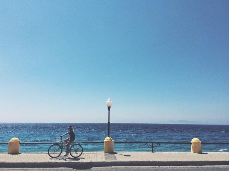 Rhodes Greece by G.Lampra
