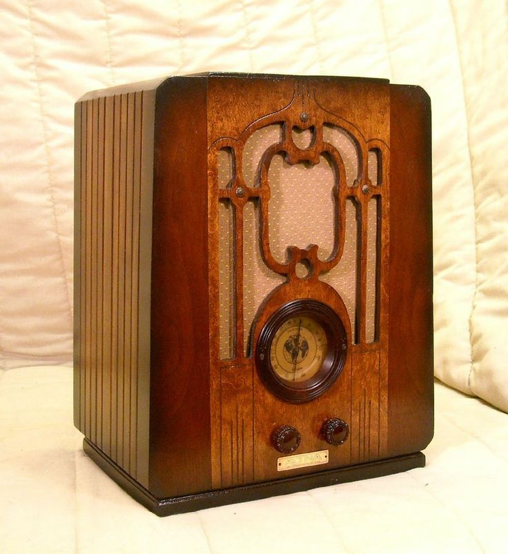 4627 Best Antique Radios Tv S Images On Pinterest