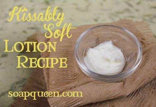 Kissably Soft Lotion