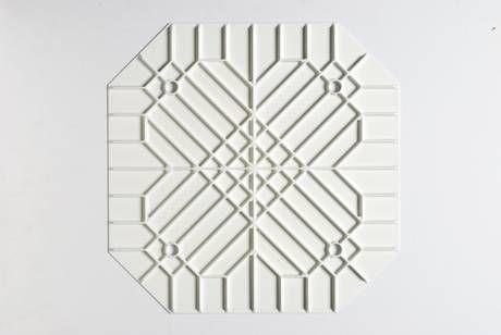 ENSCI - Les Ateliers: Ornement structurel