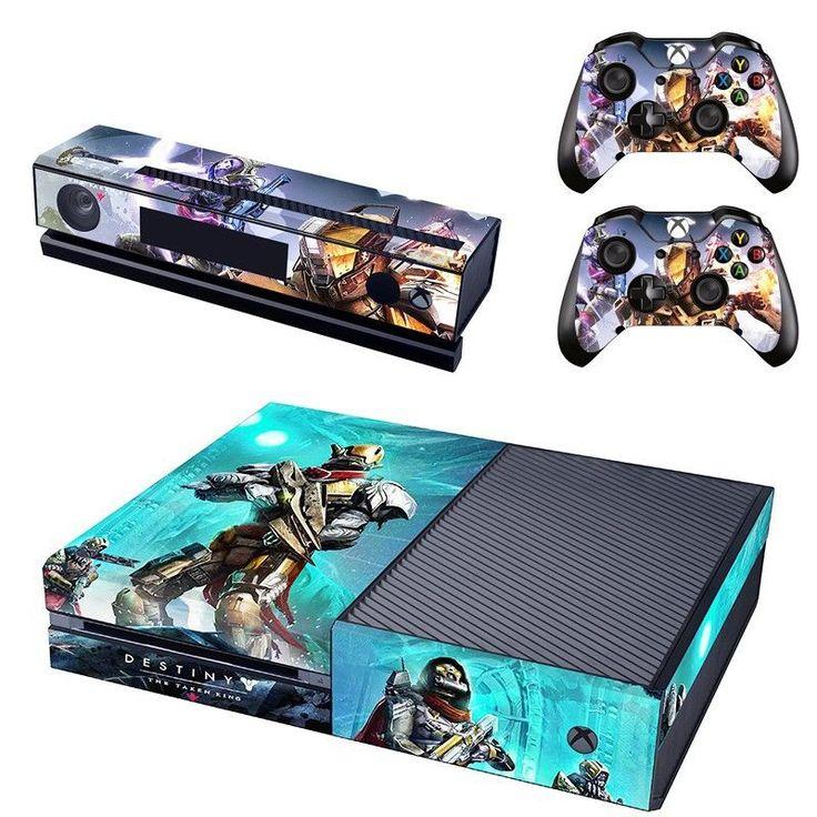 Destiny Xbox One Skin