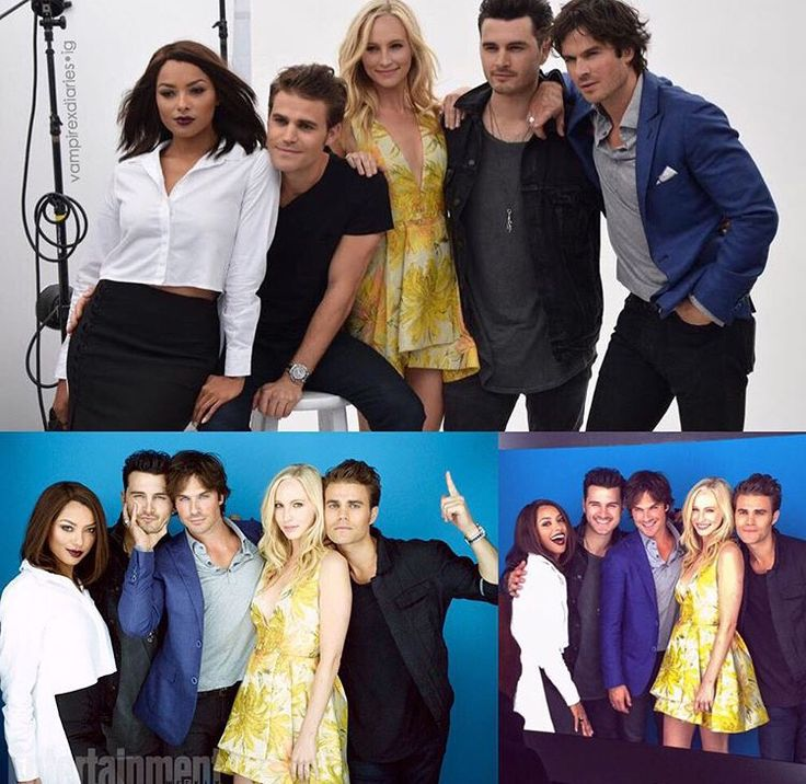 Best people  #TVD