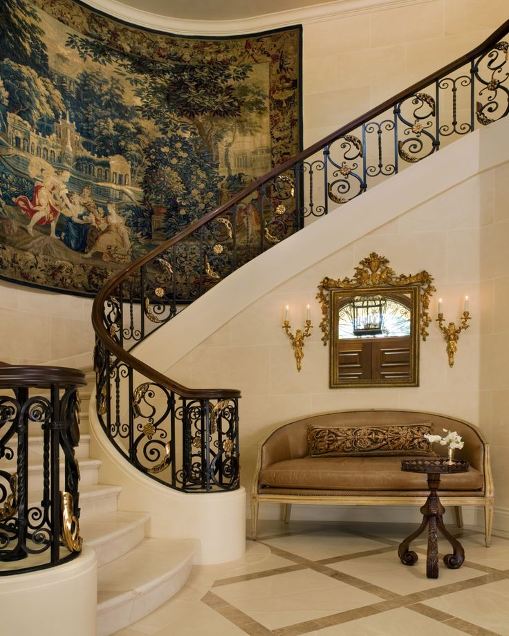 17 best ideas about grand staircase on pinterest luxury for Grand staircase design