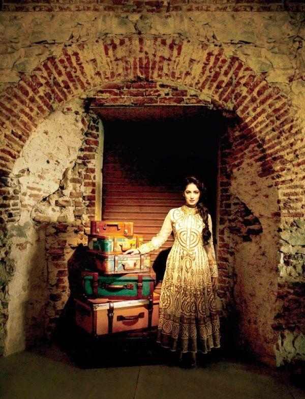 Aaina - Bridal Beauty and Style: The Bride's Lookbook: Yami Gautam for Hi Blitz Magazine