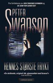 Hennes største frykt av Peter Swanson (Ebok)