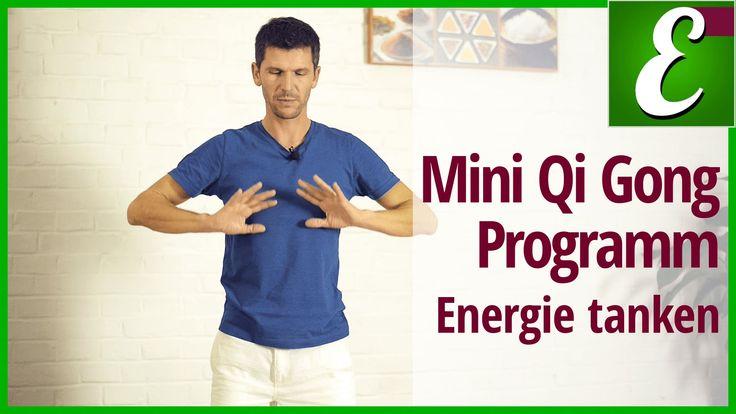 Mini Qi Gong Programm: Energie tanken