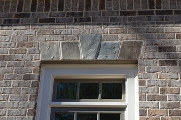 Marshton Queen Brick By Pine Hall Brick Window Detail