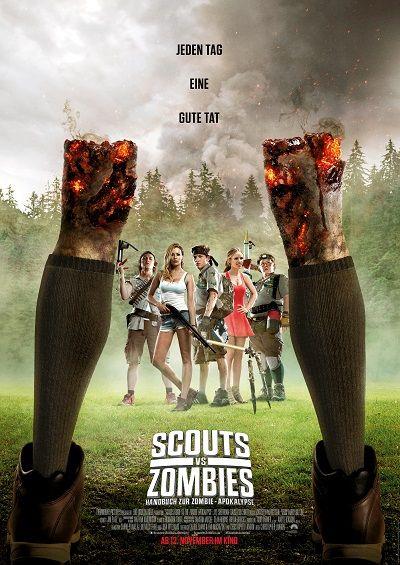 """""""Scouts vs. Zombies - Handbuch zur Zombie-Apokalypse"""" von Christopher Landon. Mehr unter: http://www.kino-zeit.de/filme/scouts-vs-zombies-handbuch-zur-zombie-apokalypse"""