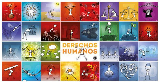 Todos Los Derechos Humanos Ilustrados Holiday Decor Holiday Decor