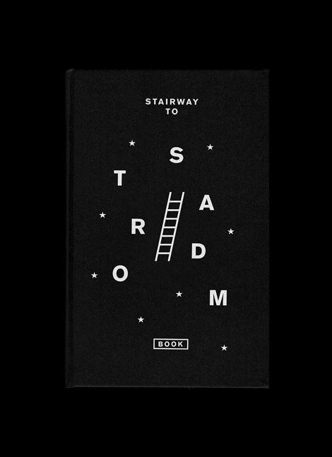 Stairway to Stardom. Andrey Ilyaskin 23 year old graphic designer from Moscow.