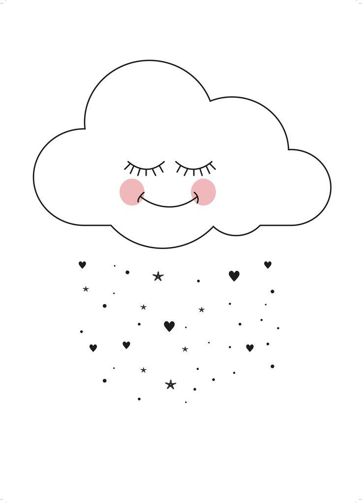 sweet cloud #eeflillemor #esty #lepetitbiscuitshop