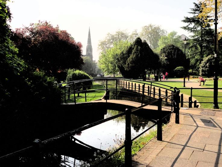 Enfield.  One of London's best-kept secrets!