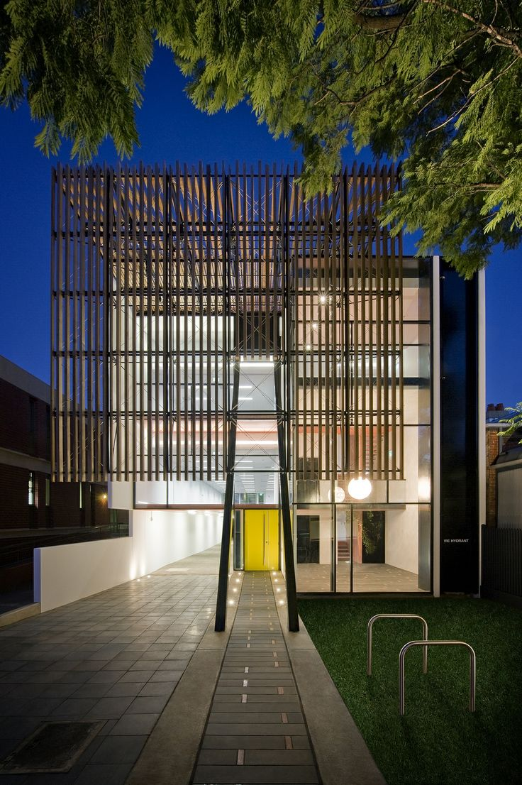 Architizer - Shiver Me Timbers: 10 Of Melbourne's Warming Wooden Homes