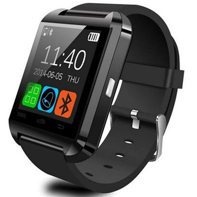 Compatible Iphone & Andriod Smart Watch was $99 and is now $25. Answer and make calls straight from the device to save time!