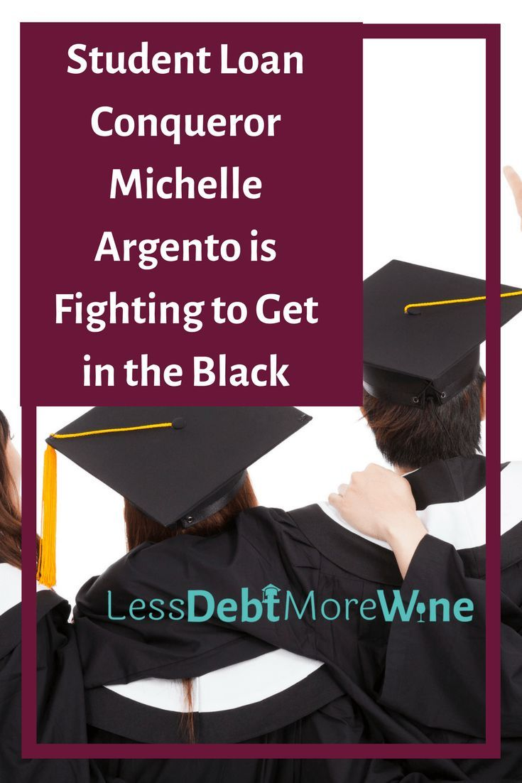 Michelle Argento Is Fighting To Get In The Black Debt Relief