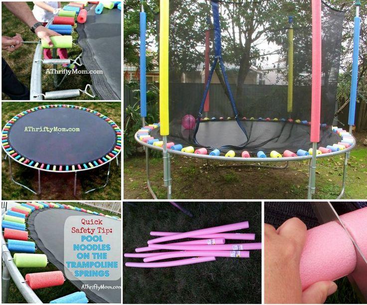 noodle trampoline springs - Trampoline Springs