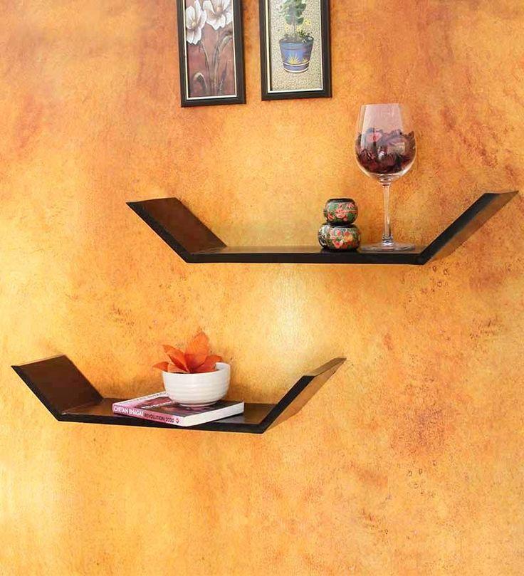 19 best shelves images on Pinterest | Shelving, Wall mounted shelves ...