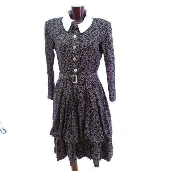 Kleid 100 seide