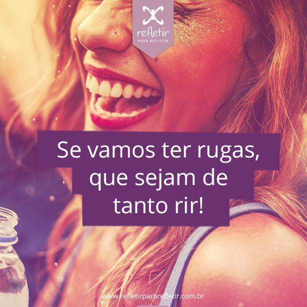 #rir, #sorrisos