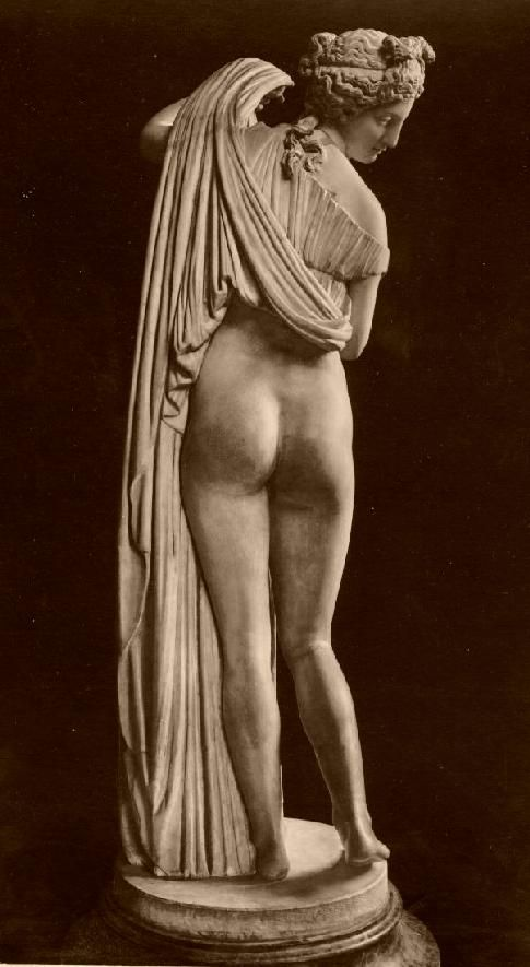 Suggest Greek goddess of sex that can