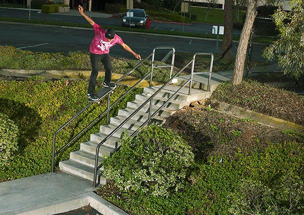 #ishodwair #skate #skateboarding #rails