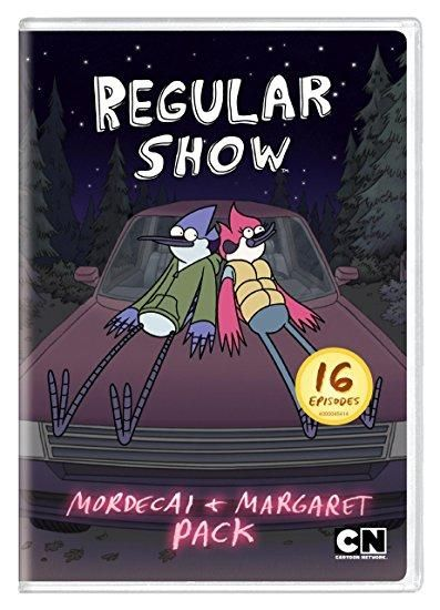 Various - Cartoon Network: Regular Show - Mordecai and Margaret Pack - Volume 5