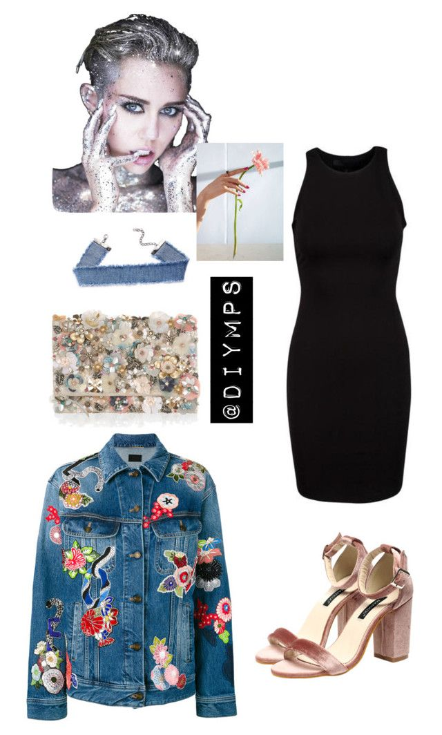 """🌸"" by petrasvetlanamelinte on Polyvore featuring Yves Saint Laurent and Accessorize"