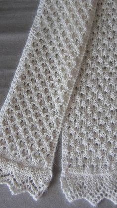 Free Knitting Scarf Pattern                                                                                                                                                                                 More