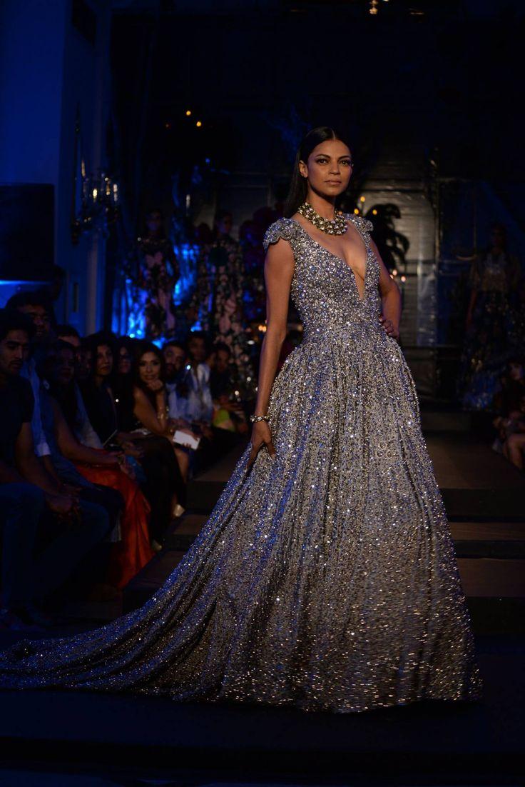 """viyahshaadinikkah: """" Manish Malhotra gown """""""