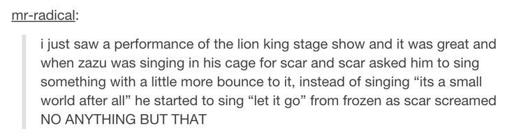 lion king - i've it and can conform this