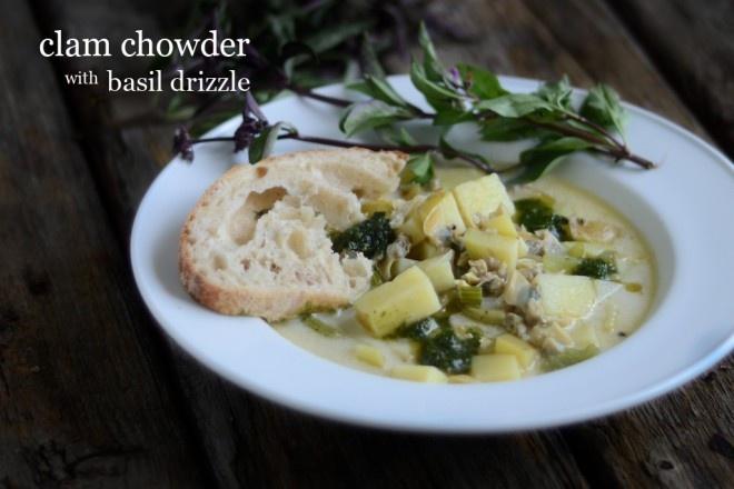 about Clam Chowder on Pinterest | Chowder recipe, Manhattan clam ...