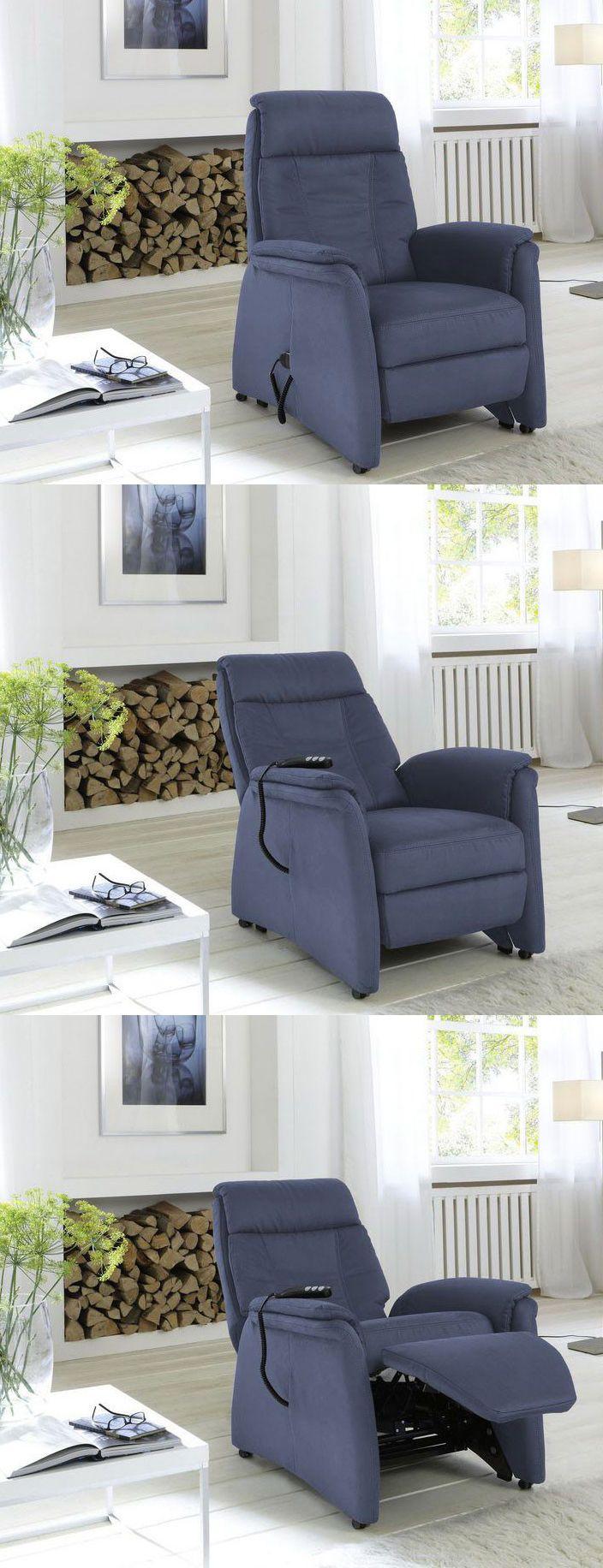 Blauer Relaxsessel Cosy Line | Du Brauchst Mal Wieder Ein Stündchen  Entspannung Nach Einem Stressigen