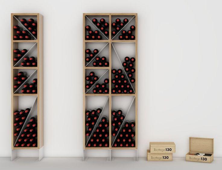 Bottieglieria - Libreria per bottiglie