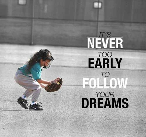 Quotes For Bros | 21 Motivational Softball Quotes with Images | http://www.quotesforbros.com