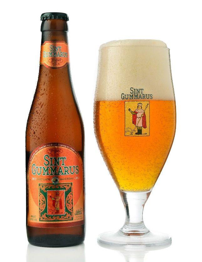 Sint Gummarus Tripel, Cerveza de Abadía, Brouwerij Sint Jozef (Bélgica) [Micromalta 2015]