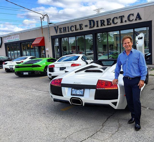 **SOLD** Repeat Client Gord  Just Purchased This 2008 Murcielago Roadster! Truly Sad To See This One Go 😢 But Glad It Went To a Good Home! #VehicleDirect #HAVMURCI