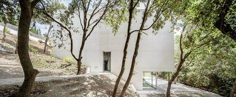 Estudio Arranz Bravo, Barcelona, 2013 - Garcés - De Seta - Bonet, Arquitectes
