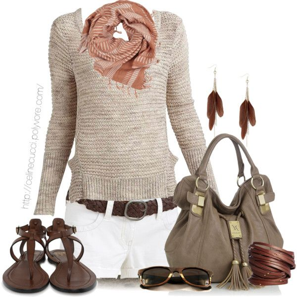 Casual - Summer/Spring, created by celinecucci on Polyvore