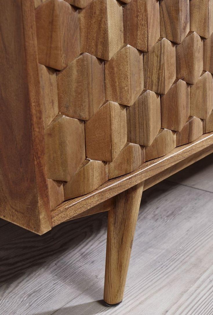 Mosaikoptik: Unsere neue Serie aus Akazienholz! - Möbel - Serie • MOSAYK